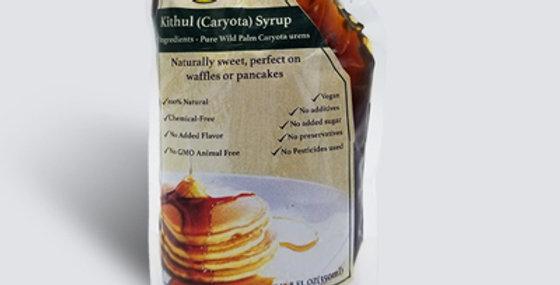WS-Kithul Syrup (Treacle-Pani), 100% All Natural-750ml