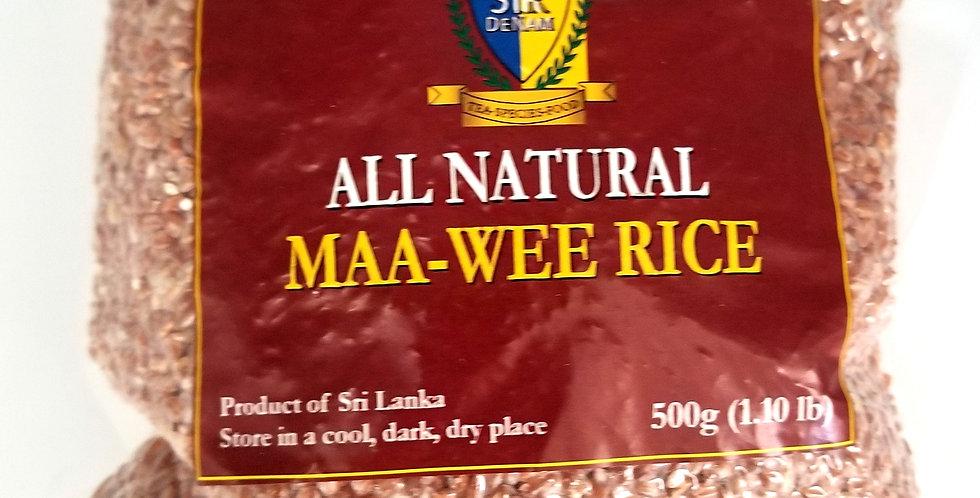 Maa-Wee Rice 500g (1.10 lb)