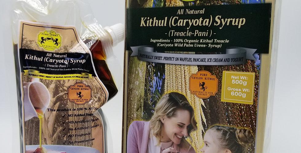 Kithul (Caryota) Syrup(Pani), 100% All Natural