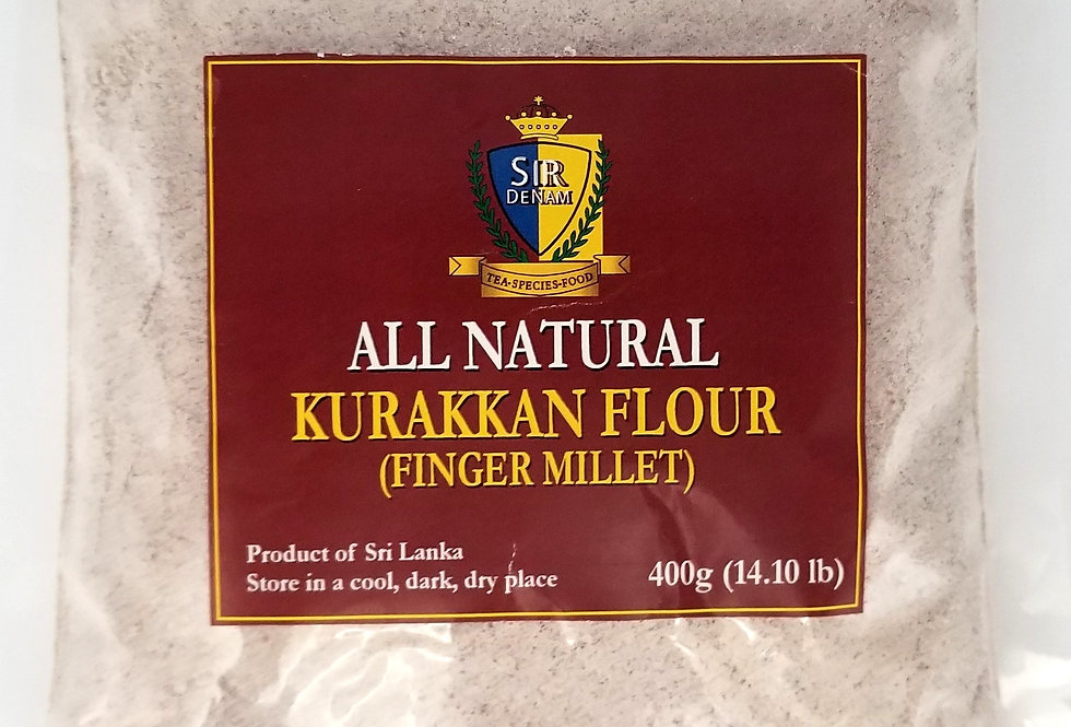 Kurakkan Flour (Finger Millet)  400g