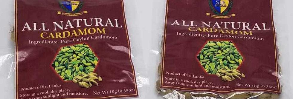 All Natural-Sri Lanka Cardamom10g
