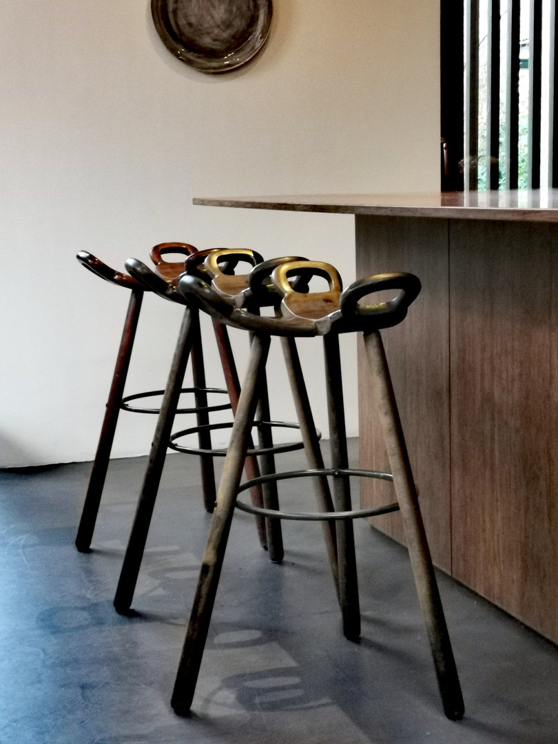 Interior Cowboys-Bar stool-spanish