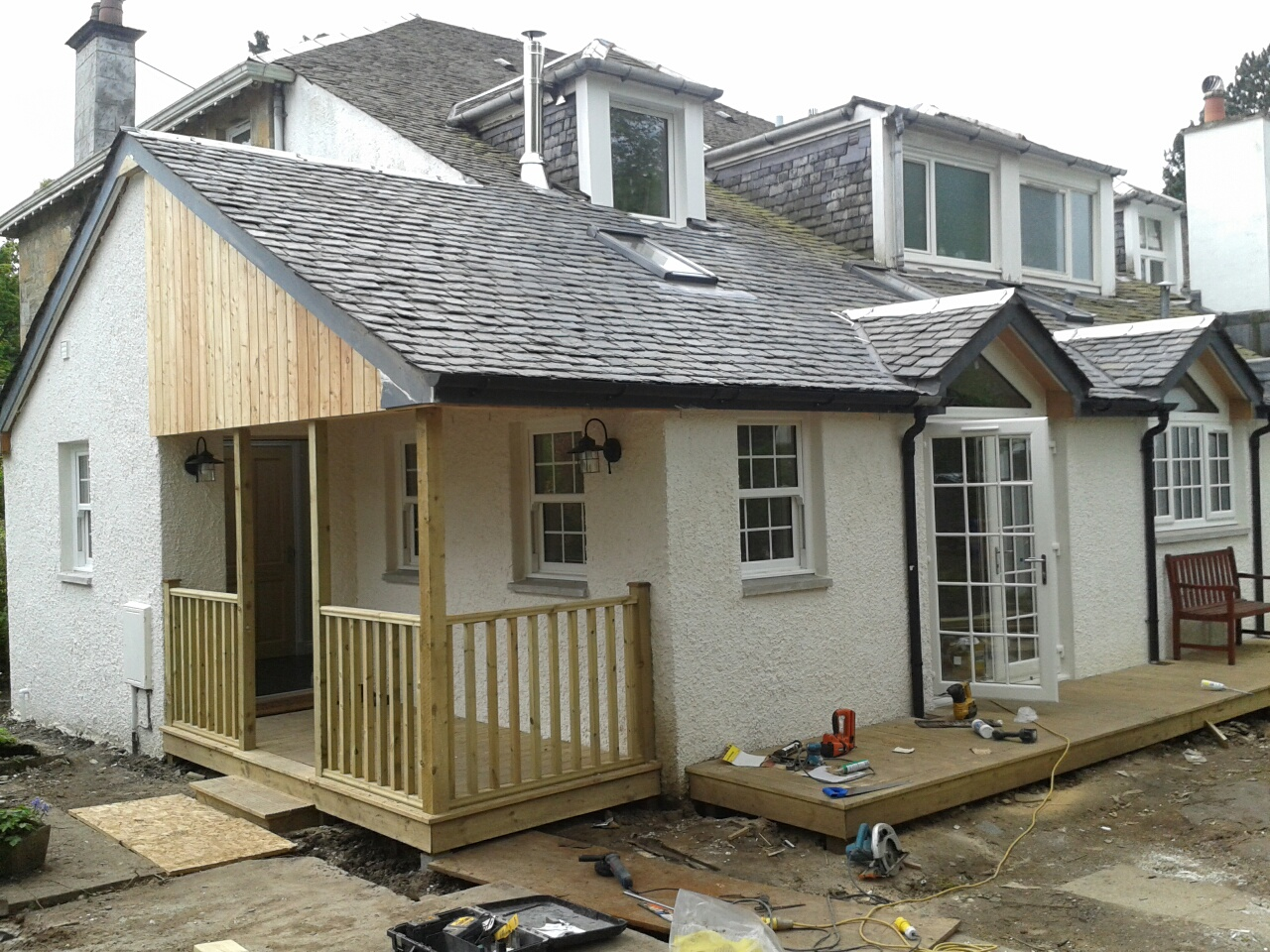 Extension - Bearsden
