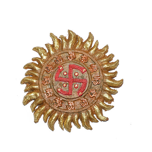 Kamdhenu SuryaSwastik