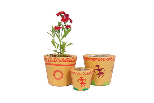 Kamdhenu Vedic Flower Pot