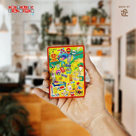 90's Kids Memories | Nostalgic Collector Special Edition Card