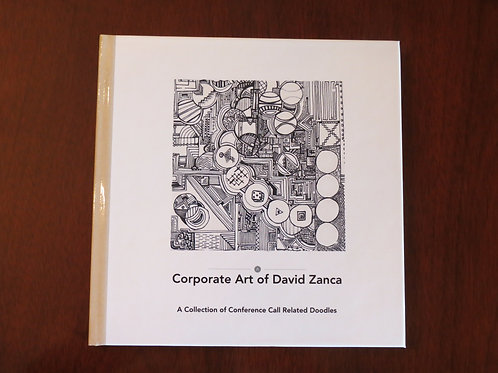 eBook of Corporate Art of David Zanca