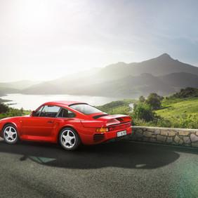 The Porsche 959