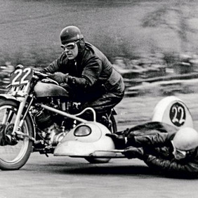 F1 Drivers and Motorcycles