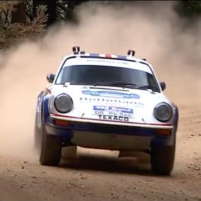 Porsche's Rally Car, the 953