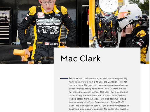 Mac Clark's Webpage