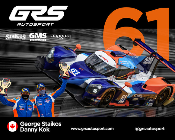 GRS Autosport Hero Card