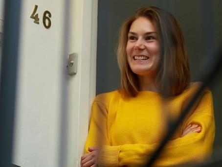 Maureen Koster koerst via Namibië naar Tokio
