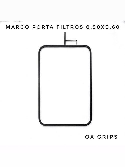 Marco portafiltros 0,90 x 0,60 mts