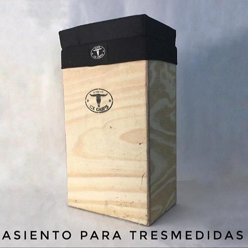 Asientos Para Tres Medidas, apple box
