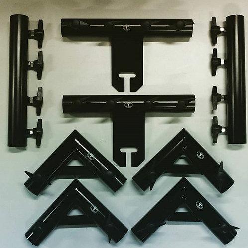 Kit 8 de accesorios