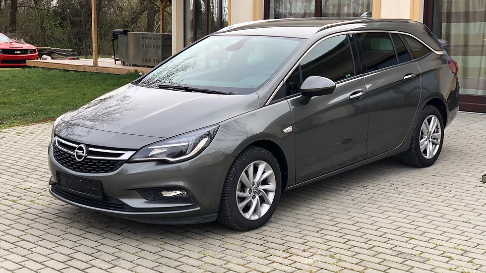 Opel Astra K 1,4 Sport Tourer 150 PS/LE Automatic,LED,NAVI - 38 e km