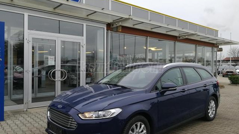 FORD MONDEO Turnier 2.0 TDCi Business Powershift EURO6.AFAS.100 e km. Szervizkon