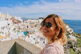 Oia Santorini _ Greece