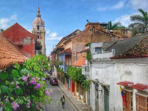 Life in Cartagena De Indias, Colombia