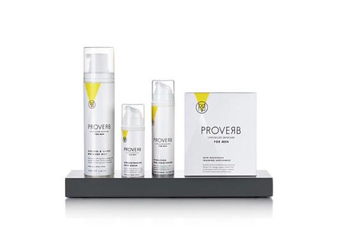 Proverb Lifestyle for Men Set of Full Size Products