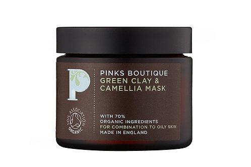 Green Clay & Camilla Mask 60g