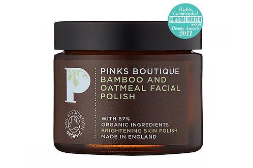 Bamboo & Oatmeal Face Polish 60g