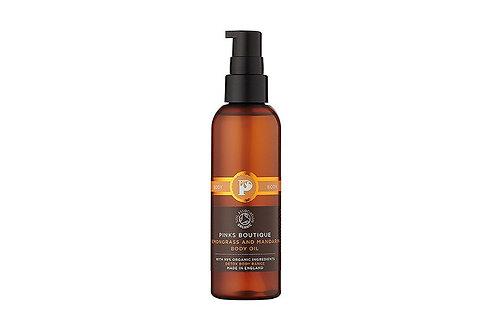 Lemongrass & Mandarin Body Oil 100ml