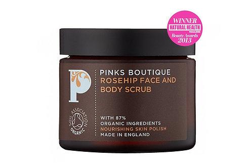 Rosehip Face & Body Scrub 60g