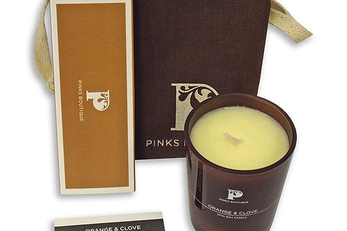 Therapeutic Scented Soya Based Candles (Petite Range)