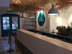 O- Food Interior