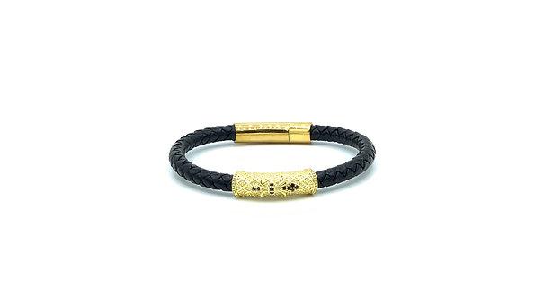 "Bracelet Aquos ""Gold"""