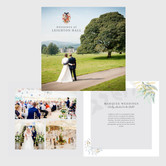 ebrochure for Wedding Venue