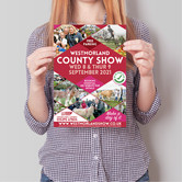 Westmorland County Show Poster
