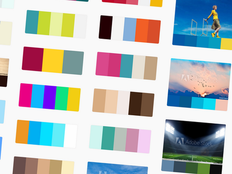 Graphic Design Colour Trends
