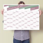 Year Planner Design