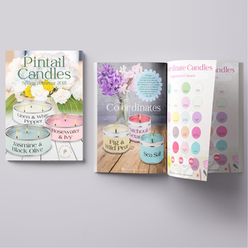 Pintail Candles Spring 2021 Brochure