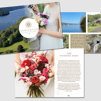 Wedding ebrochure
