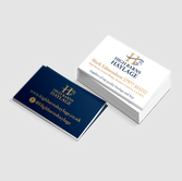 High Barbs Haylage Business Card