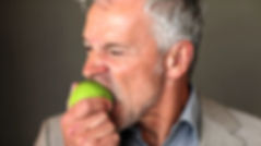eat what you want wth dental implants