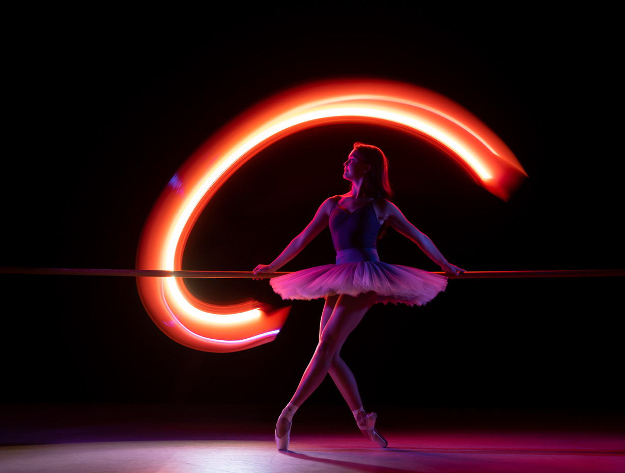 Light Painting with Tess Browning