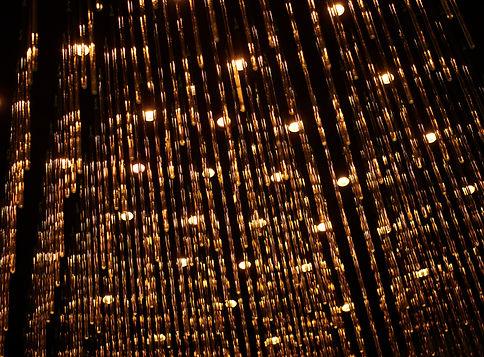 David Szarka Beleuchtungskonzept Bar am Wasser in Kollaboration mit Ligno in-Raum Architektur