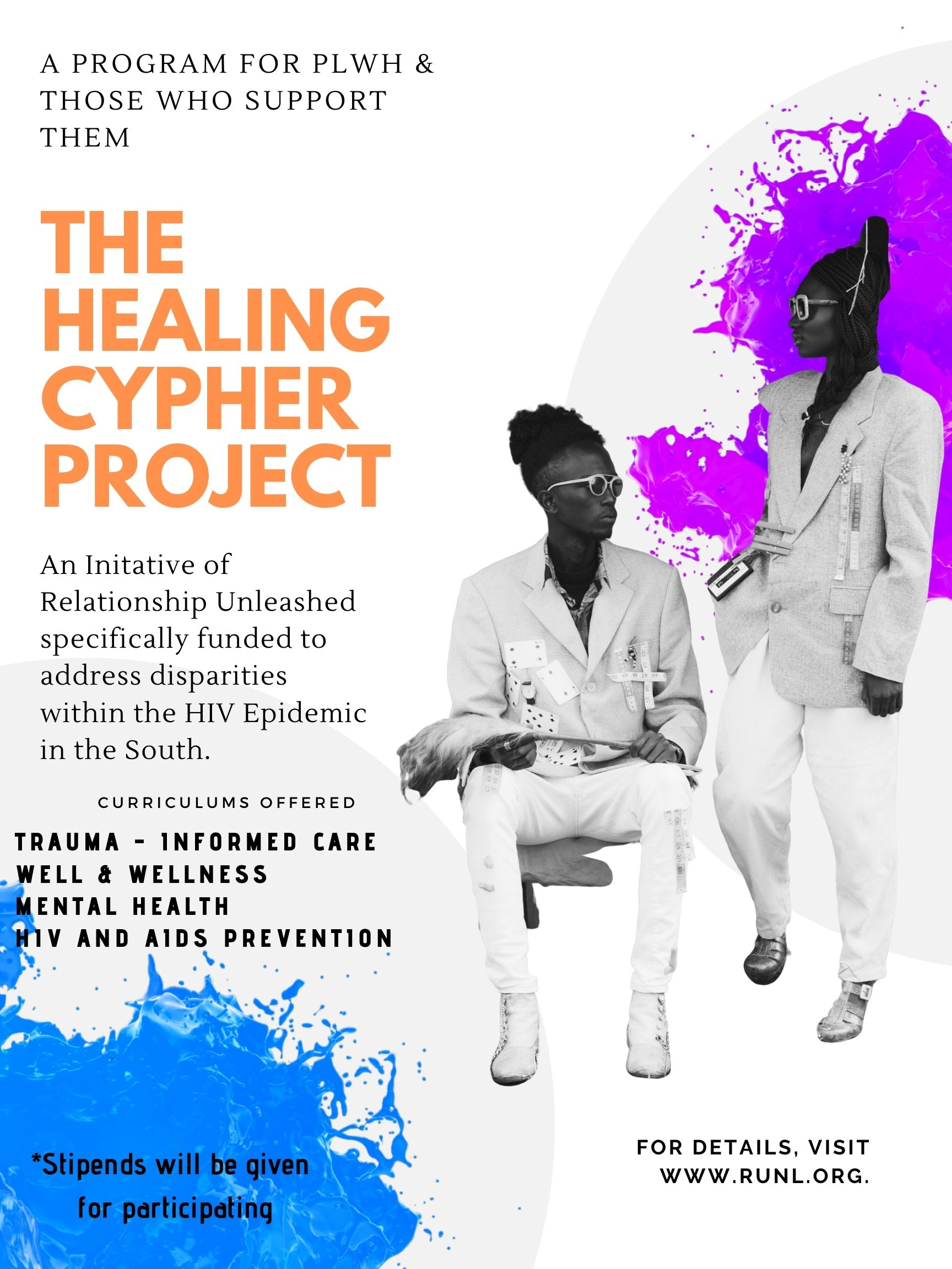 The Healing Cypher Project