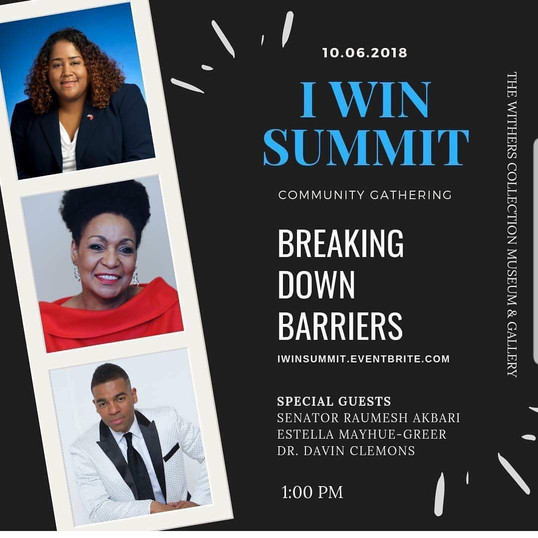 Guest Speaker at iWin Summit