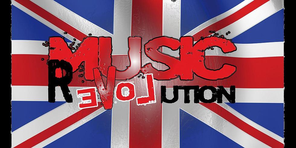 Répertoire Music Revolution
