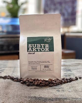 Subtraktor Decaffeinated Coffee
