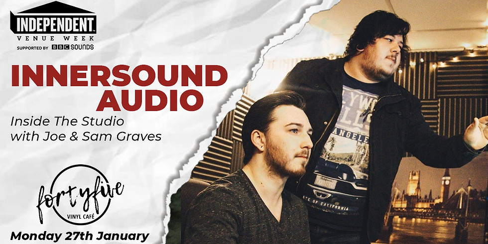 IVW: Innersound Audio - Inside The Studio