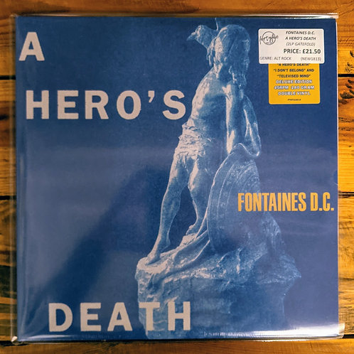 Fontaines D.C. - A Hero's Death (Deluxe)