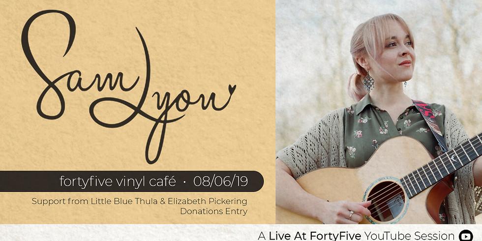 Live At FortyFive • Sam Lyon