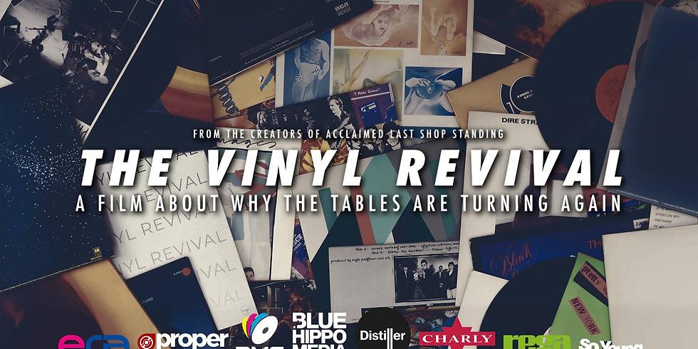The Vinyl Revival Screening + Q&A With Graham Jones